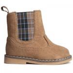 جدیدترین مدل های کفش نیم بوت بچه گانه