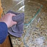 روش شستن ظروف پیرکس