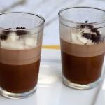 پاناکوتای شکلات و کارامل
