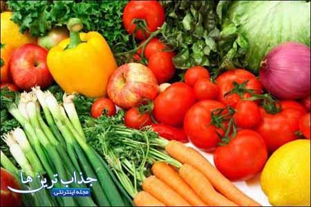 نکته های کلیدی در خرید میوه و سبزی