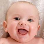 عکس های خندیدن کودک