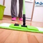 توصیه هایی برای تمیز کردن منزل