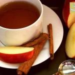آموزش تهیه دمنوش سیب و دارچین