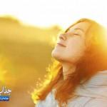 اثرات نور خورشید برای مشکلات روحی