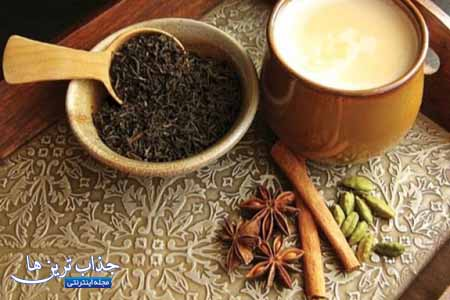 روش تهیه چای ماسالا