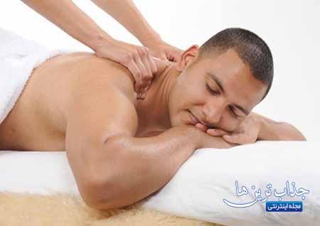 ماساژ جنسی بدن زن قبل از نزدیکی