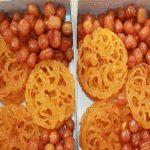 مضرات مصرف بامیه و زولبیا