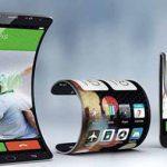 گوشی لمسی تاشو با تکنولوژی جدید