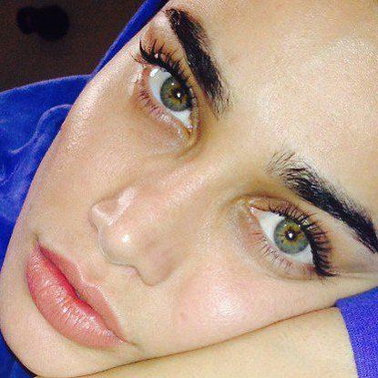 انتشار عکس بدون آرایش از تینا آخوندتبار
