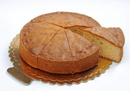 با خوردن کیک لاغر شوید