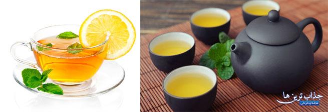 آشنایی با فواید چای سبز