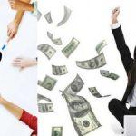 کسب درآمد بدون سرمایه در منزل