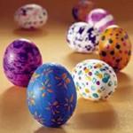 عکس های زیبای تخم مرغ های عید