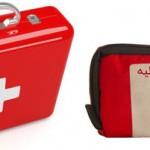 آموزش کمکهای اولیه هنگام حوادث خانه تکانی